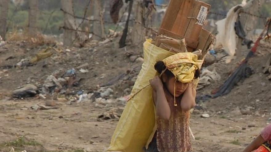 Visibilitzant el treball infantil