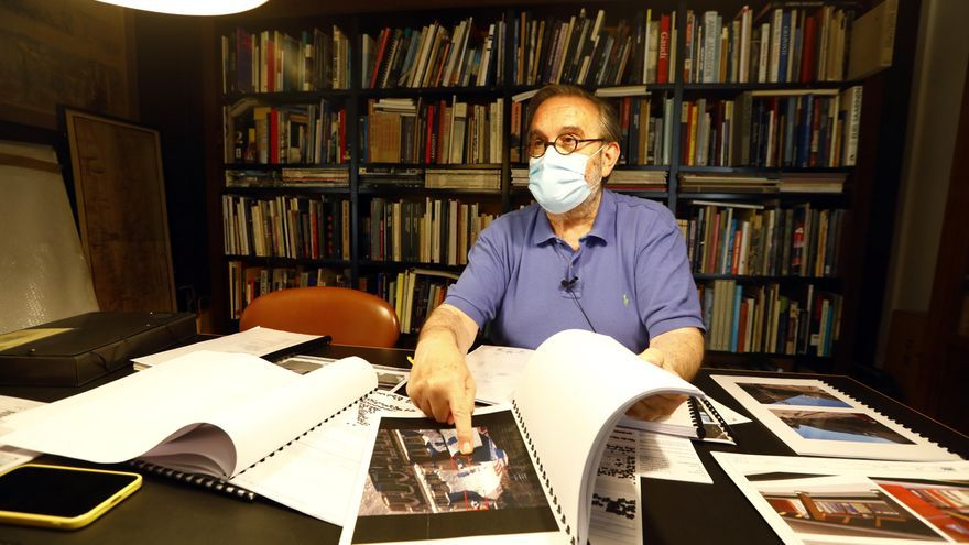 Entrevista a Pérez Latorre