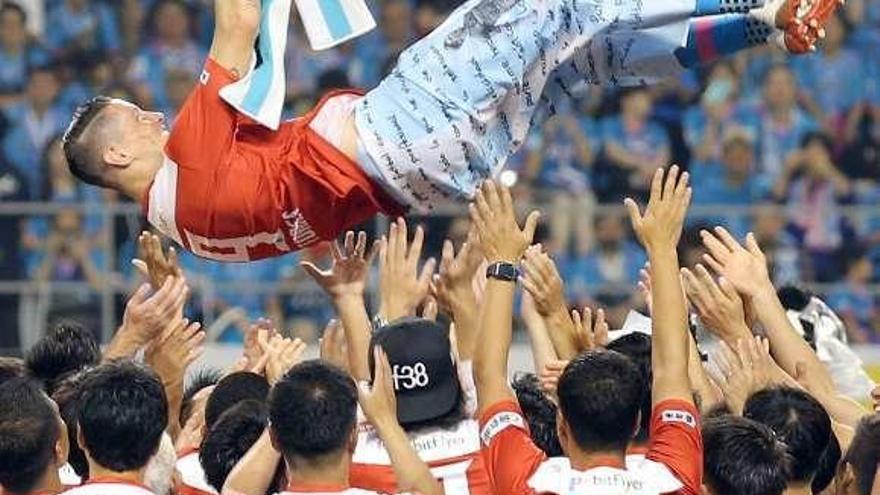 Fernando Torres echa el cierre
