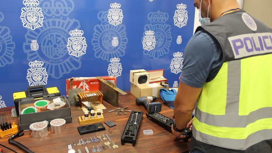 Operación Axarqa: los robos fantasma llegan a Málaga