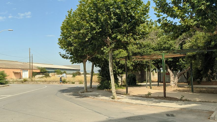 Burriana planea prolongar la avenida del Transporte hasta la CV-18 en 2022