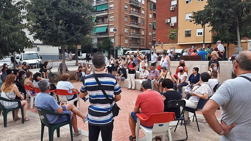 Orriols saldrá a la calle para reclamar un plan integral para el barrio