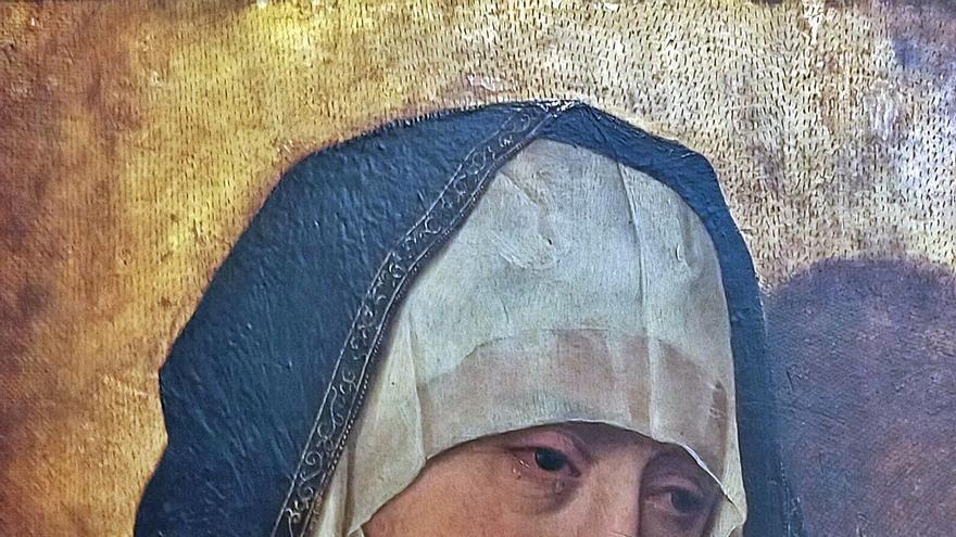A Dolorosa e o Cristo