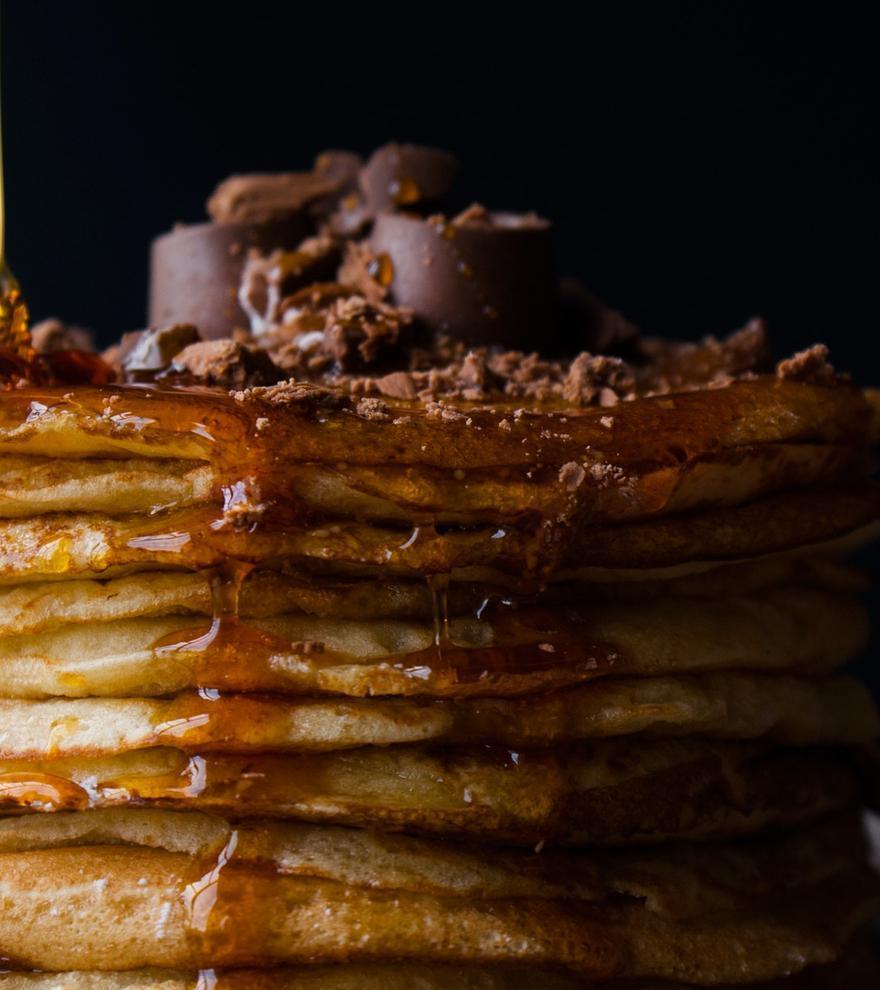 La receta definitiva de tortitas caseras y sanas con boniato