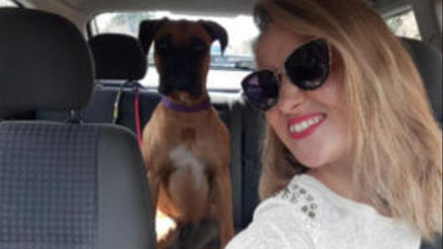 Interponen una denuncia tras la muerte de un perro por los voladores de Fin de Año