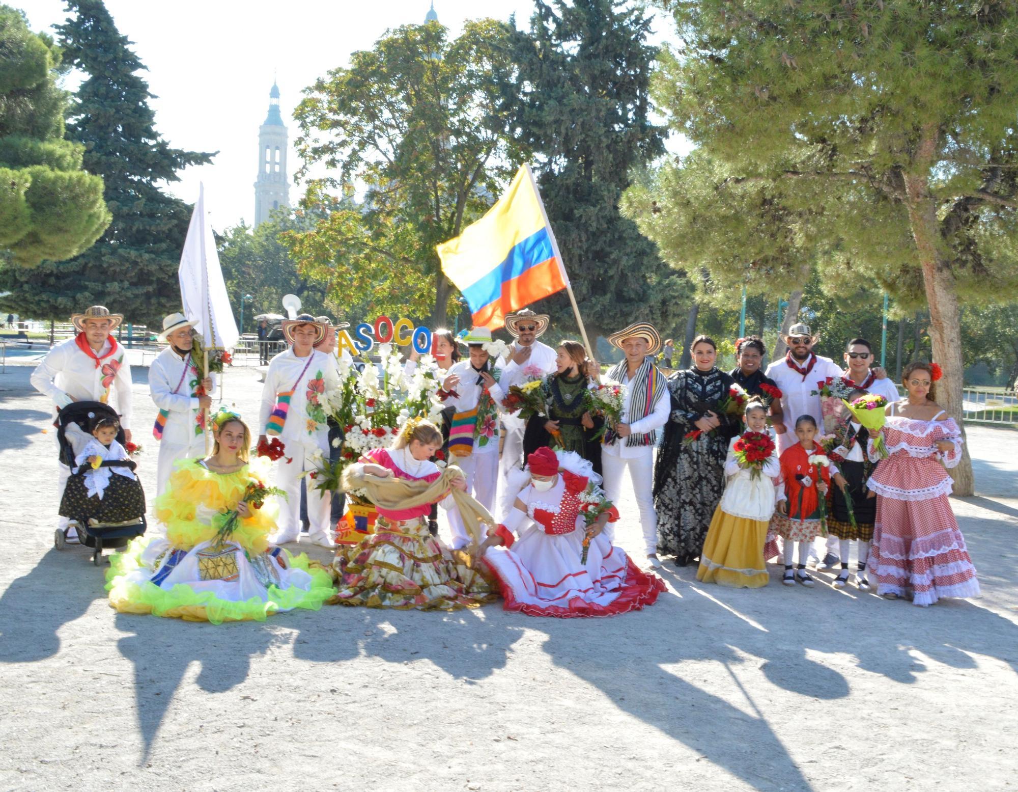 Mª PILAR SEVILLA Y ASOCOL (COLOMBIA)