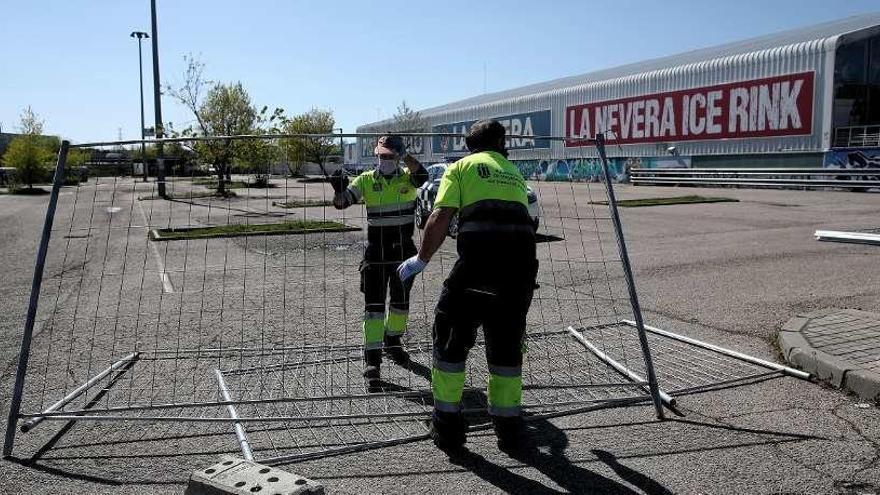 La Comunidad de Madrid abrirá en Majadahonda su tercera morgue provisional