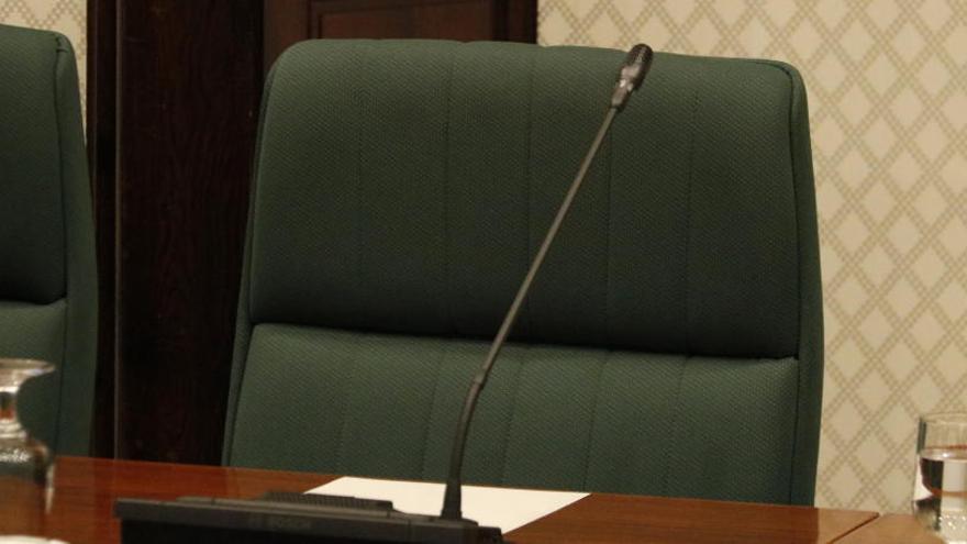 Zoido, Millo i Moragas planten la comissió d'investigació del 155 del Parlament