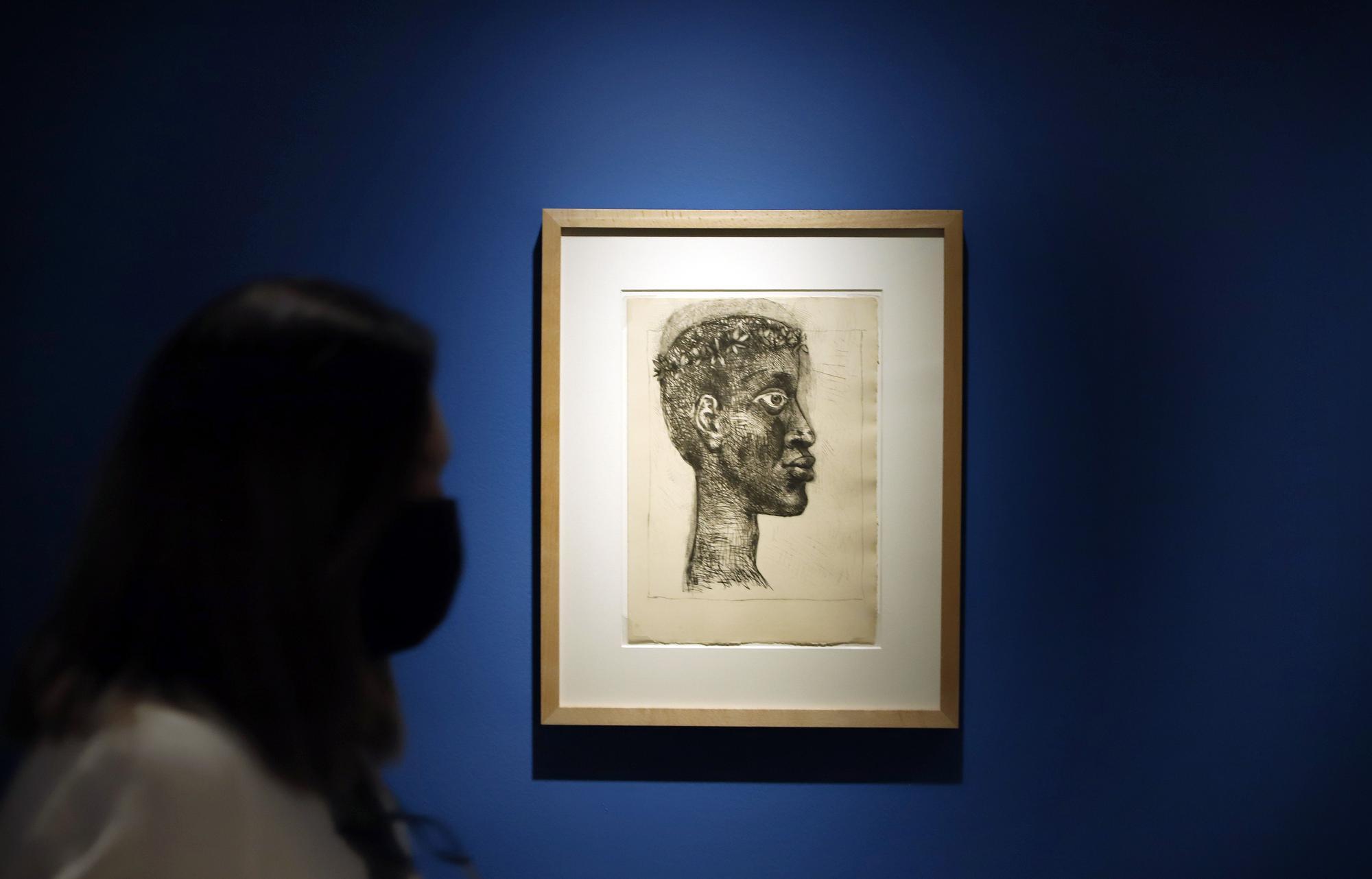 Exposición en la Casa Natal sobre la relación de Picasso y la literatura