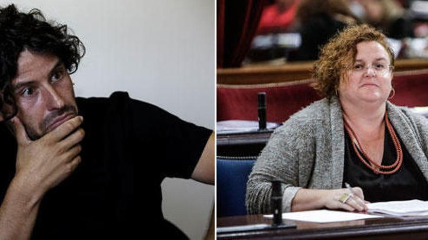 Anklage gegen Ex-Ministerin und Ex-Wahlkampf-Stratege von Més per Mallorca