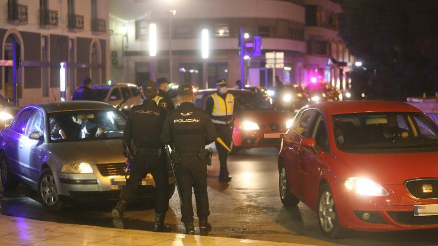 Las multas por saltarse el toque de queda y las nuevas restricciones en la Comunidad Valenciana