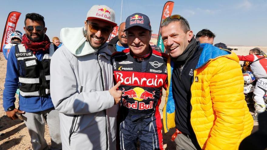 Carlos Sainz conquesta a l'Aràbia Saudita el seu tercer Dakar