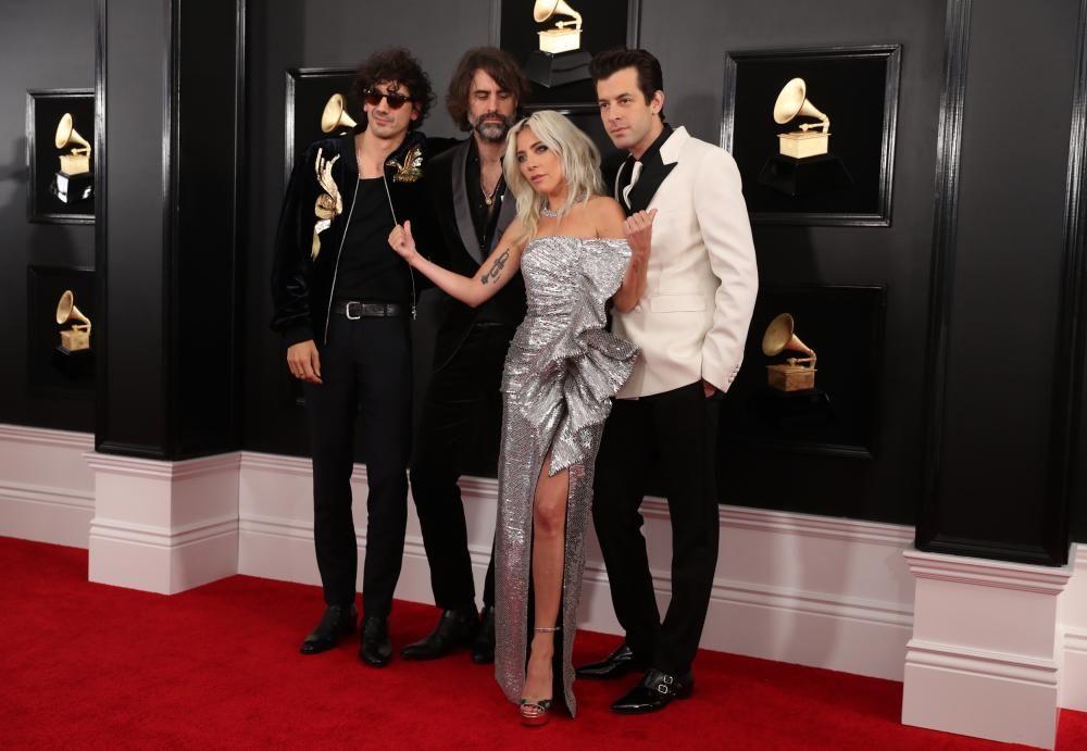 Alfombra roja de los Premios Grammy