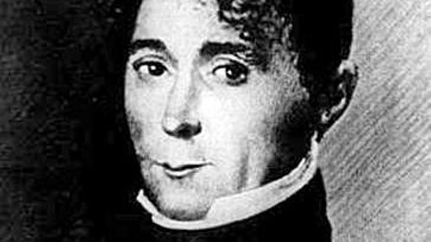 Na imaxe pequena: Bernardo González del Valle, Cachamuíña (1771-1848)