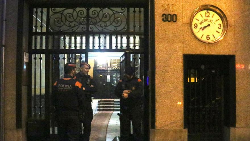 En marxa un dispositiu contra el tràfic de drogues i el blanqueig de capitals en diferents punts de Catalunya