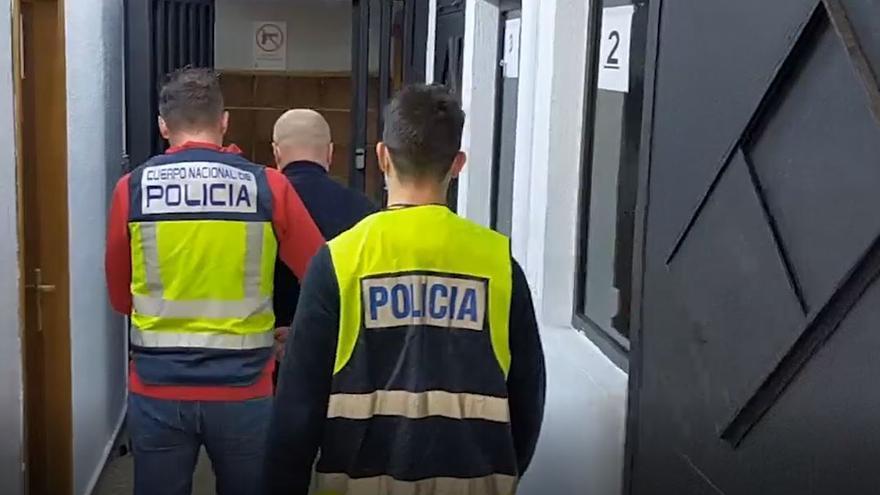 Detenido en Cártama un fugitivo buscado por la muerte a tiros de un joven en Alemania