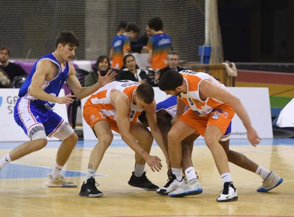 El Leyma se impone en casa al Alicante (100-72)