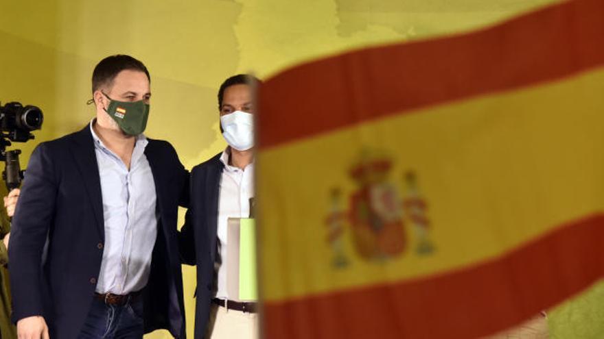 Abascal vaticina 'sorpasso' de Vox al PP en toda España