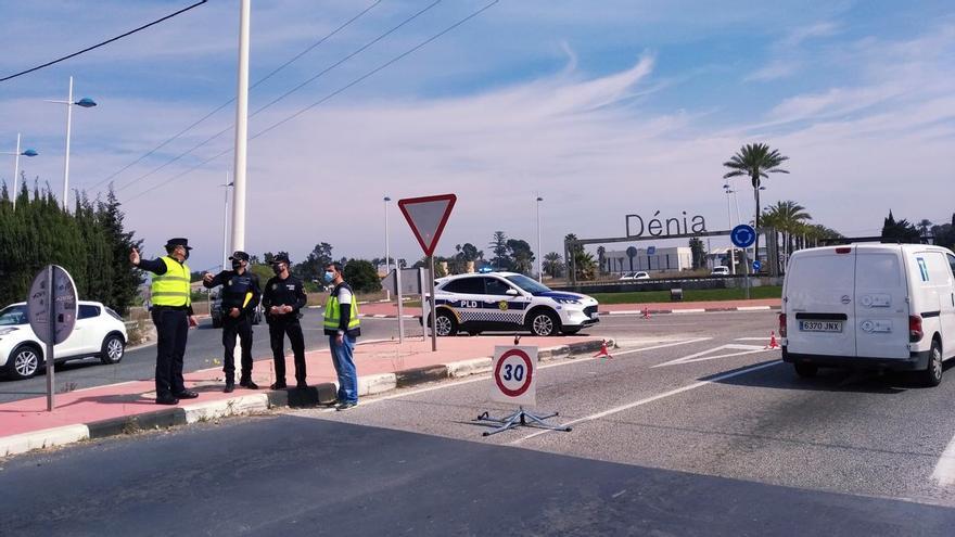 Arrestado en Dénia un peligroso estafador buscado en toda Europa