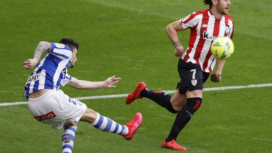 El Athletic se estrella con Pacheco y Calleja suma en su debut en el Alavés