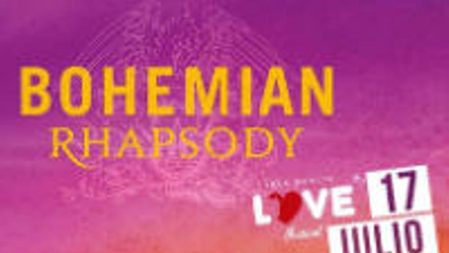 """Isla Bonita Love Festival te invita al cine con """"Bohemian Rhapsody"""""""
