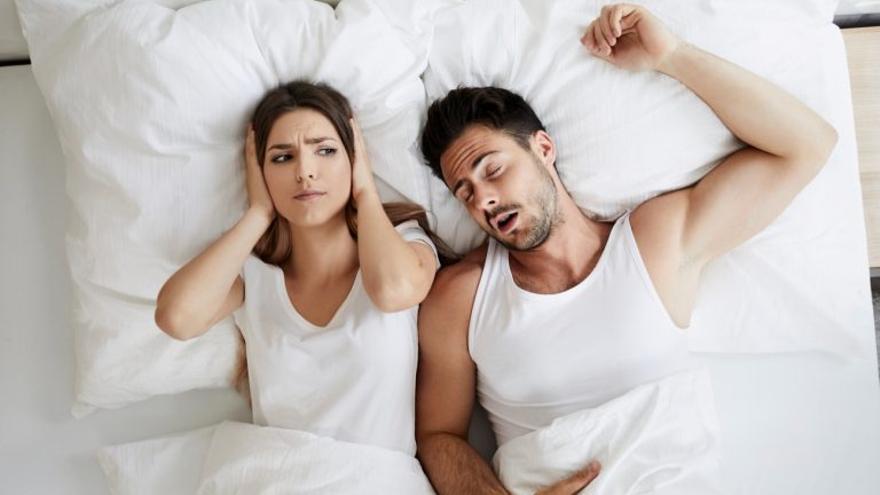 Tipos de apnea del sueño