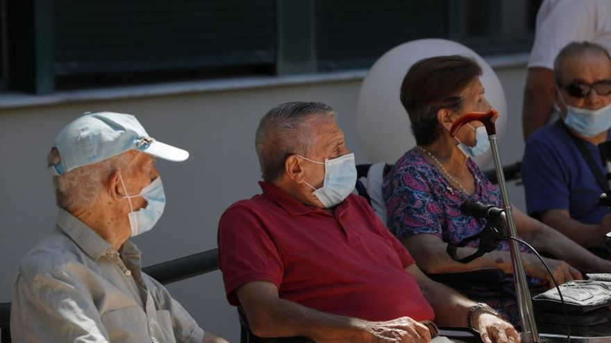 Salud cierra la residencia de ancianos de Colombres tras detectar un positivo