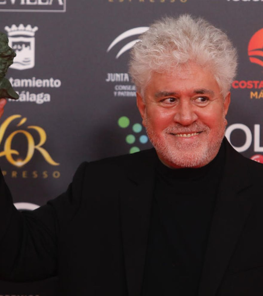 Almodóvar o Santiago Segura recibirán ayudas del Instituto de Cinematografía
