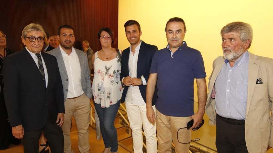 Gala de los premios de La cantera de Diario Córdoba