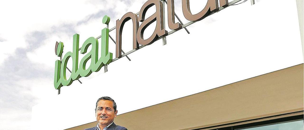 Carlos Ledó, en la sede central de la compañía.