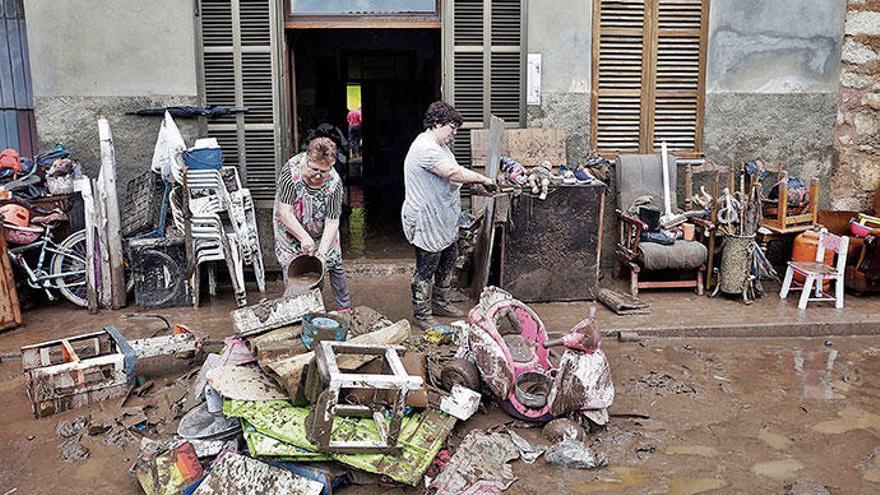 Gegen Schäden durch Unwetter auf Mallorca abgesichert