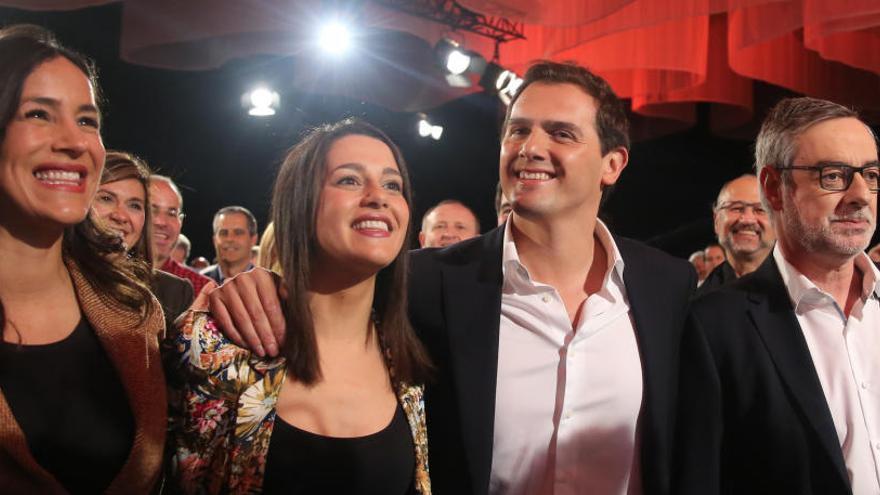 Ciudadanos concurrirá a las elecciones en coalición con PP y UPN en Navarra