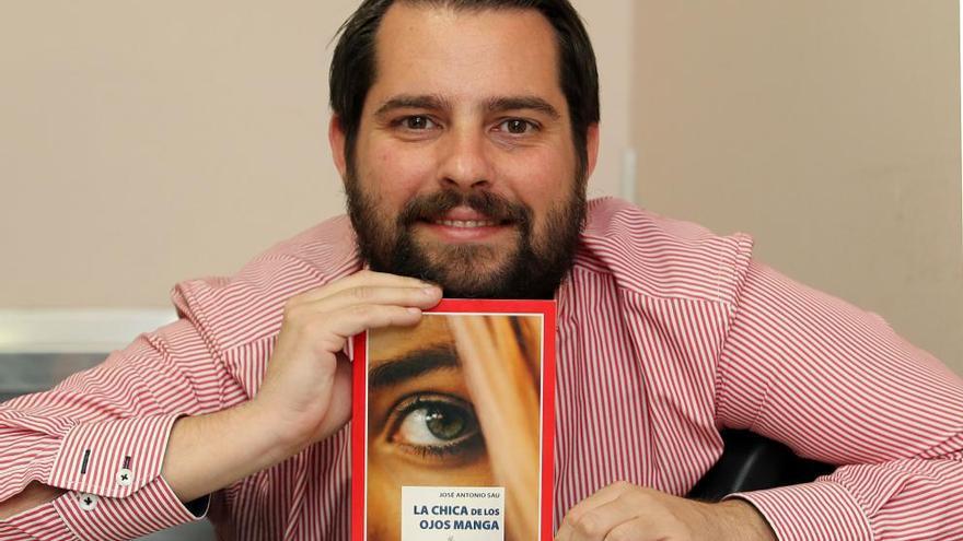 José Antonio Sau, finalista del Premio Setenil al mejor libro de relatos