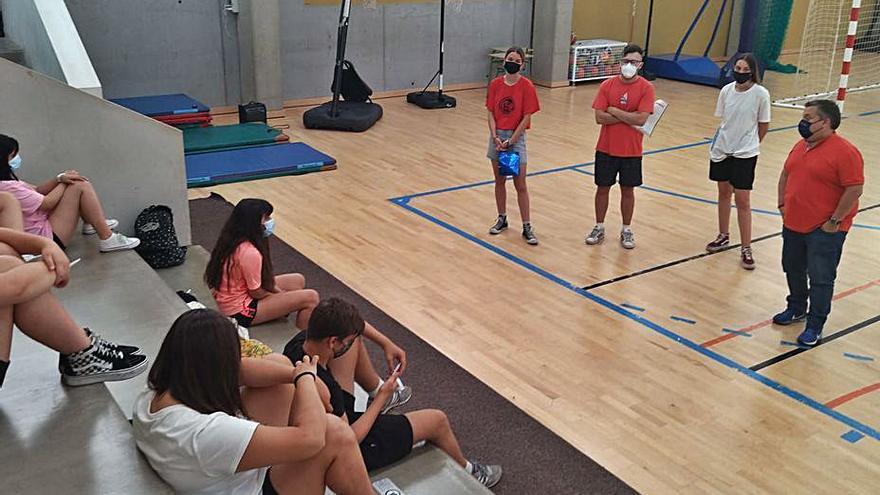 Culleredo concluye los talleres dirigidos a jóvenes que se desarrollaron durante julio