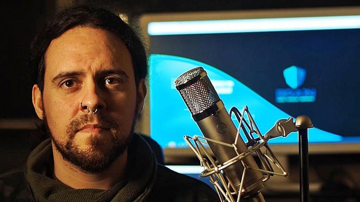 Bernardo Viqueira, 'hacker' y experto en ciberseguridad