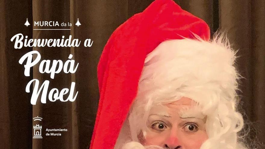 El espectáculo de bienvenida a Papá Noel será retransmitido mañana en 7TV