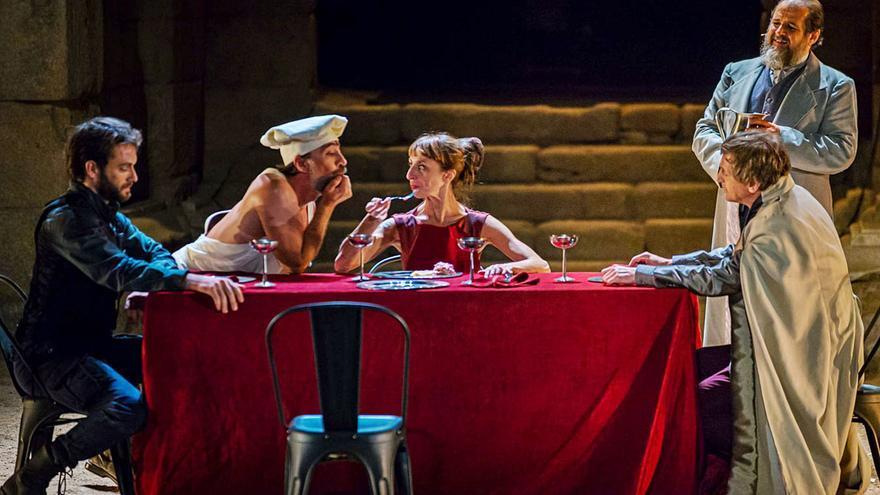 Mérida vuelve al Festival de Teatro Clásico de Alicante