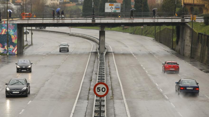 La Ronda Sur del siglo XXI, lista para su ejecución: Oviedo proyecta un enlace peatonal entre Santo Domingo y Otero