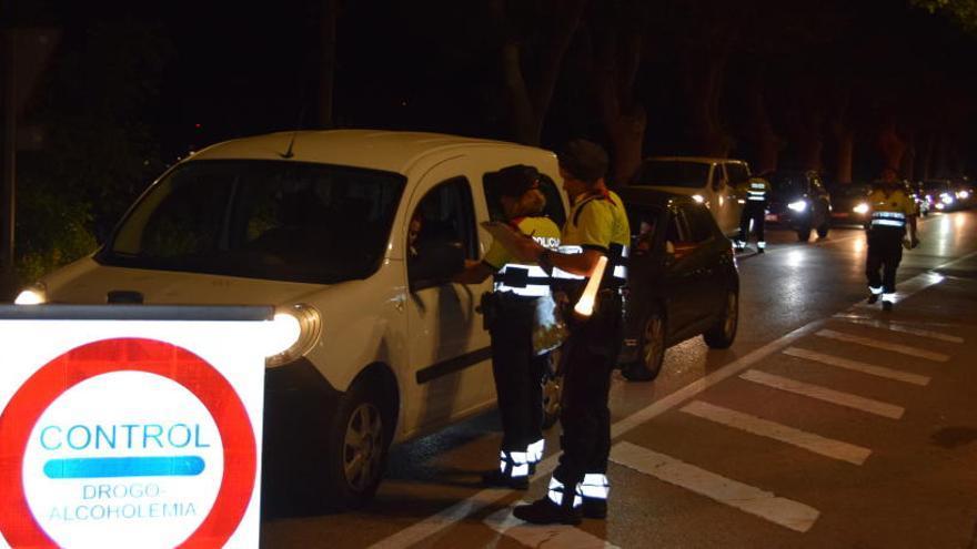 Jutgen un conductor drogat que va fugir d'un control dels Mossos a Manresa