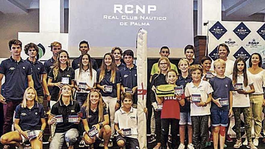 La Regata Audax proclama a sus vencedores  tras la suspensión de la jornada dominical