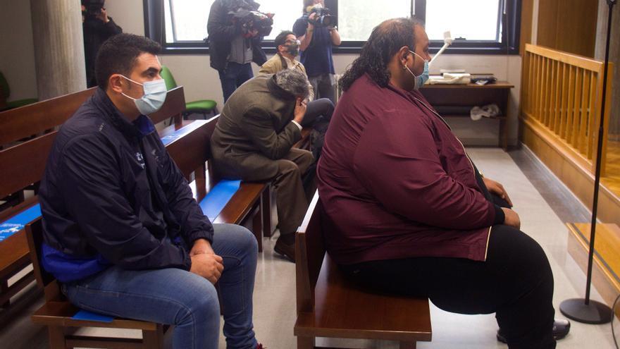 Un hermano de Sinaí Giménez y sus socios admiten el robo de droga a un grupo arousano