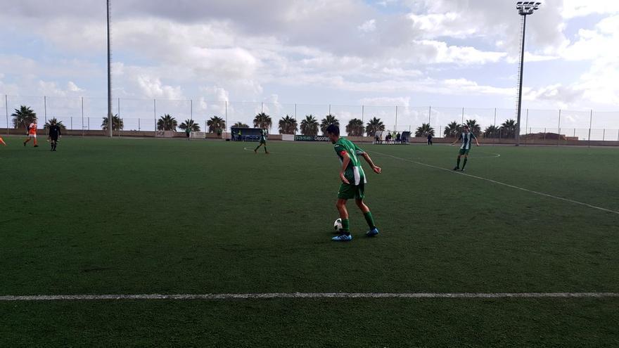 Brote de Covid-19 en el Club Deportivo Ofra