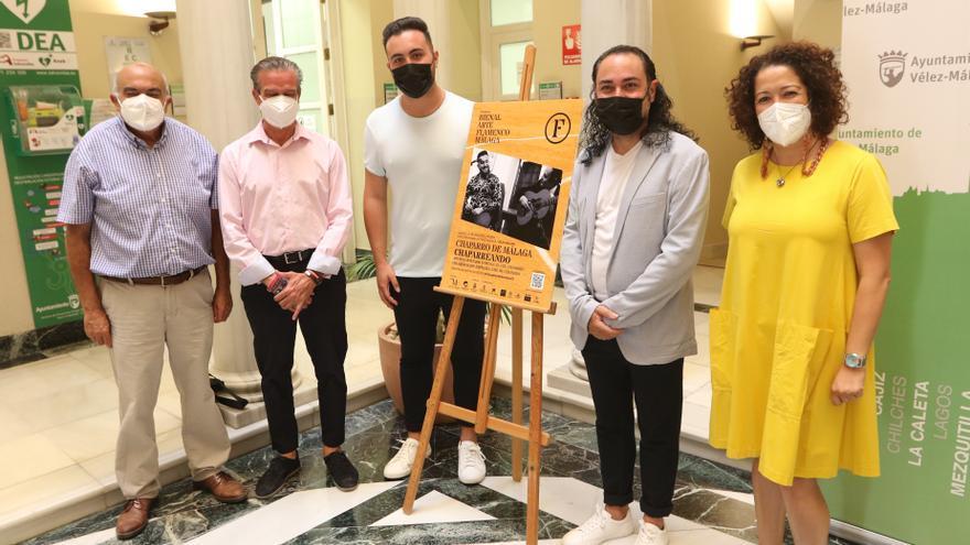 Dos conciertos de guitarra de la VII Bienal de Arte Flamenco llegan a Vélez-Málaga en agosto