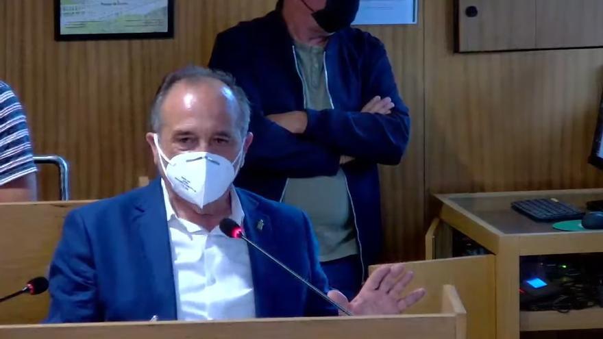 Sotelo anuncia su renuncia como concejal el 16 de julio si no se arregla el cierre por las tardes del centro de salud