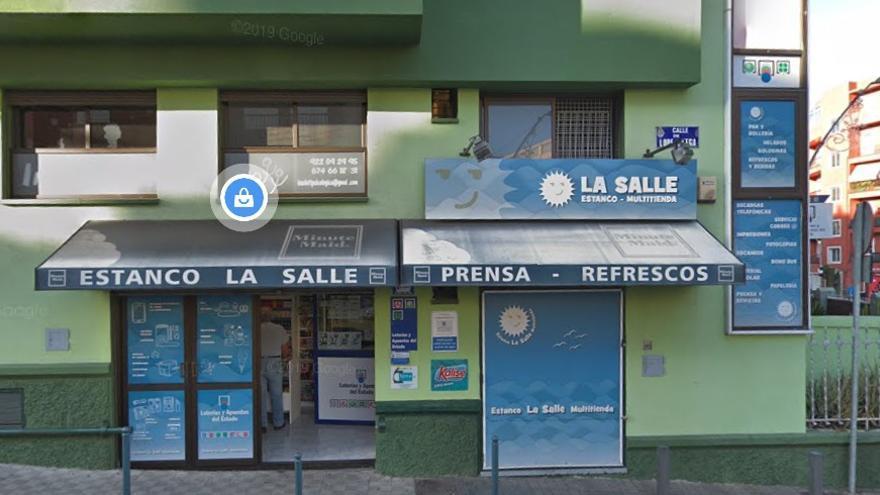 La Lotería Nacional deja un tercer premio en Canarias