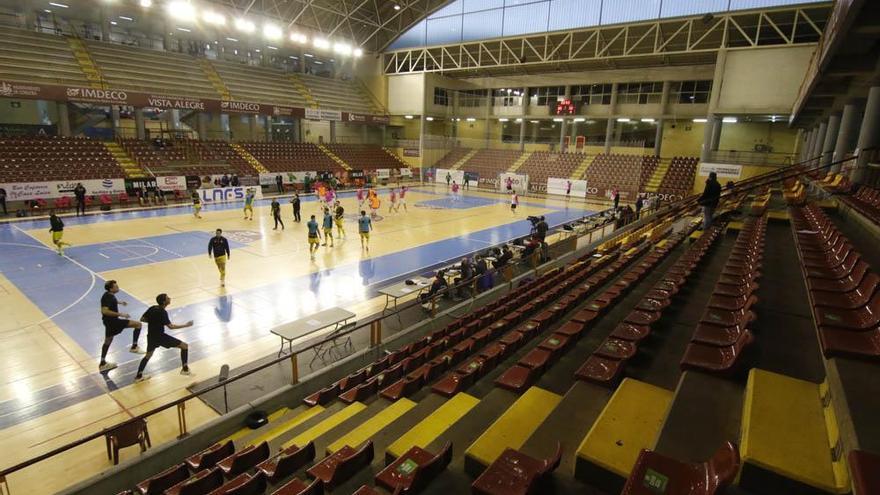 El Córdoba Futsal lía la madeja ante el Jaén