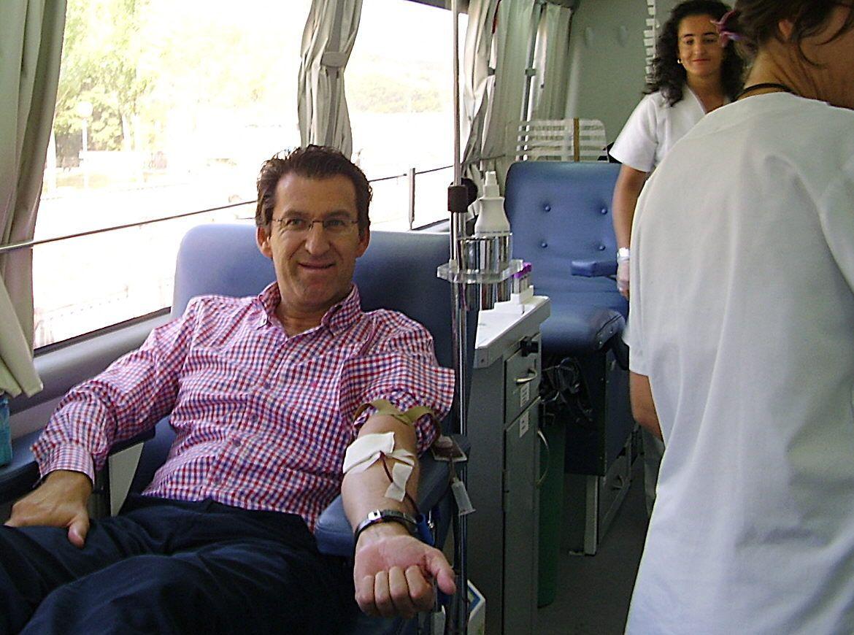 60 años de Feijóo, el gestor que emuló a Fraga