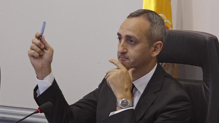 César Sánchez, nuevo secretario de Política Autonómica del PP