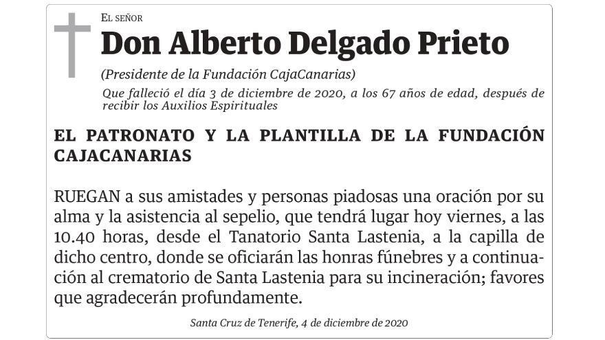 Alberto Delgado Prieto