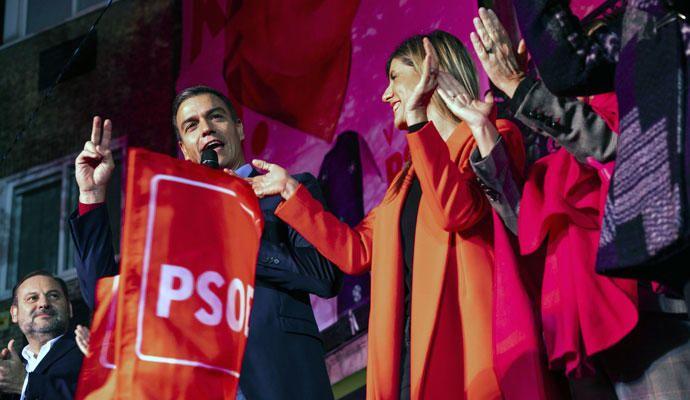 SPAIN ELECTION RERUN